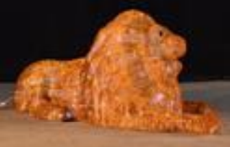 Lampu Led Motif Singa 3D