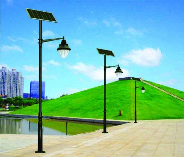 Lampu Taman Tenaga Surya 9103