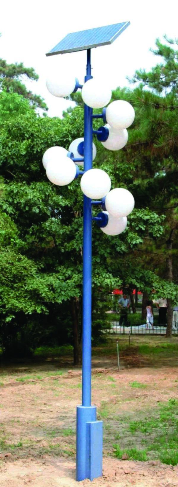 Lampu Taman Tenaga Surya Type 76403