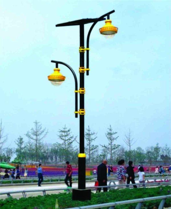 Lampu Taman Tenaga Surya Type 76601
