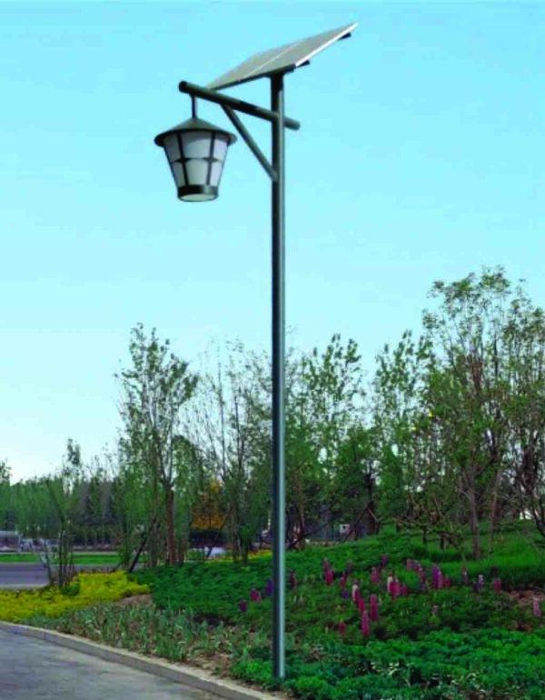 Lampu Taman Tenaga Surya Type 76604