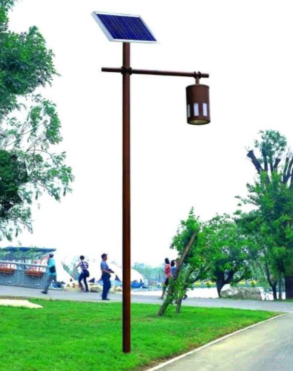 Lampu Taman Tenaga Surya Type 76702