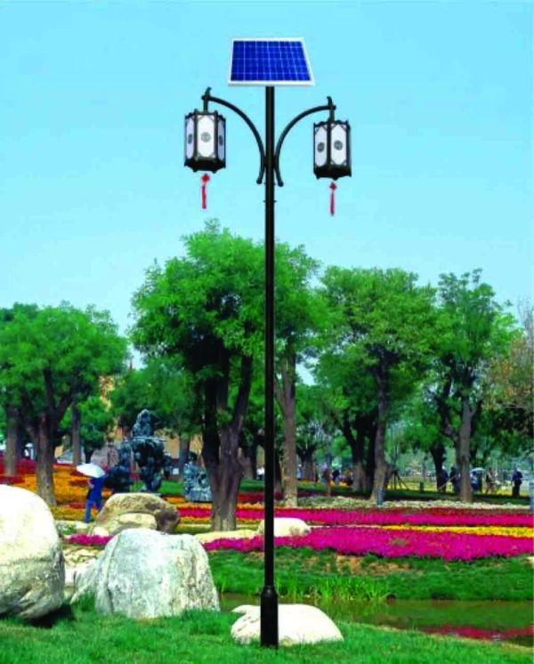 Lampu Taman Tenaga Surya Type 76703