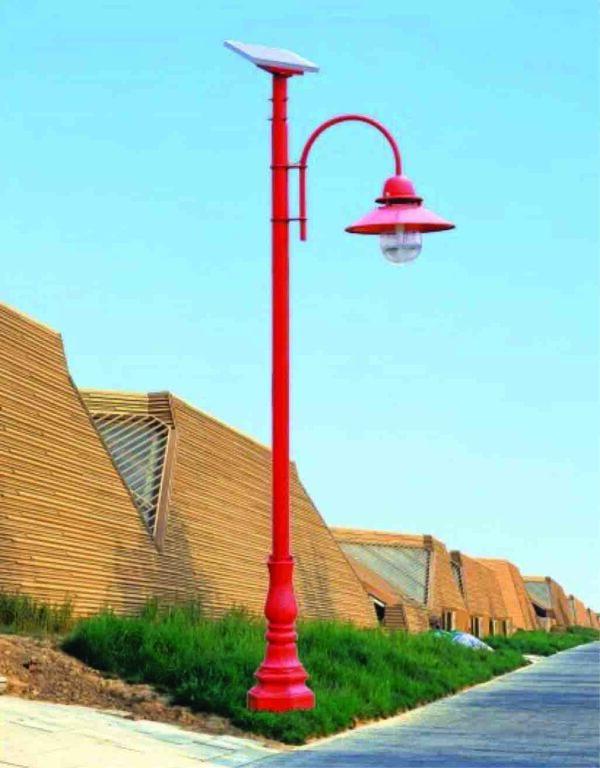 Lampu Taman Tenaga Surya Type 76801