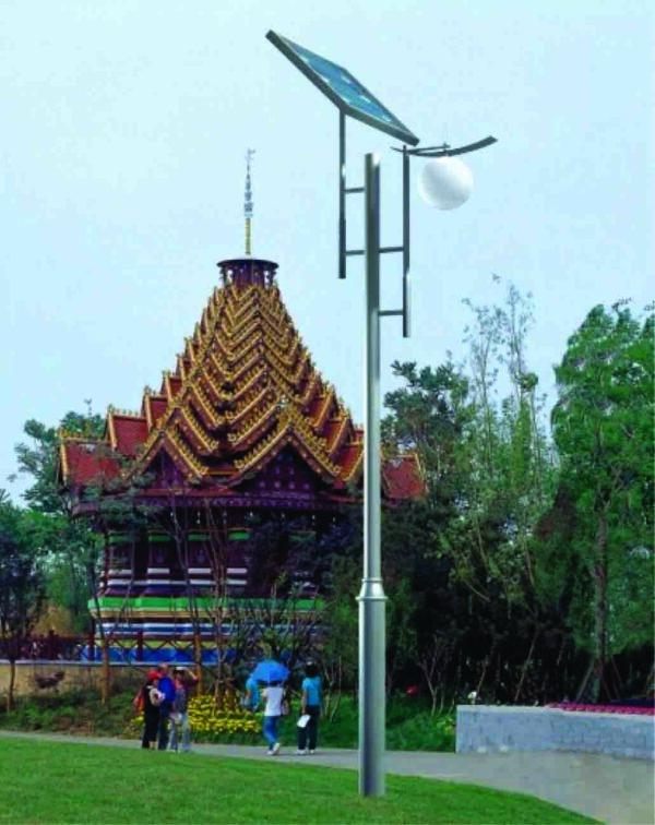 Lampu Taman Tenaga Surya Type 76802