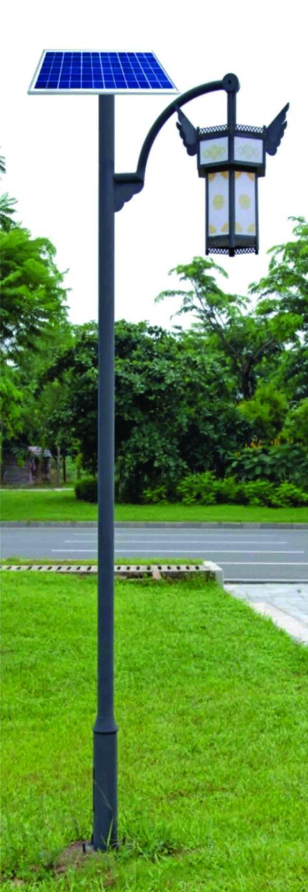 Lampu Taman Tenaga Surya Type 76901