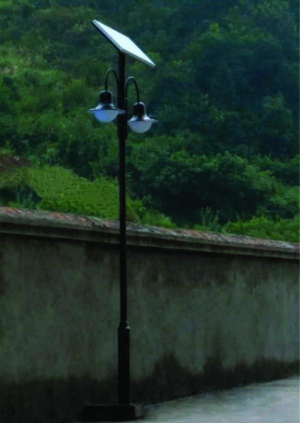 Lampu Taman Tenaga Surya Type 76903
