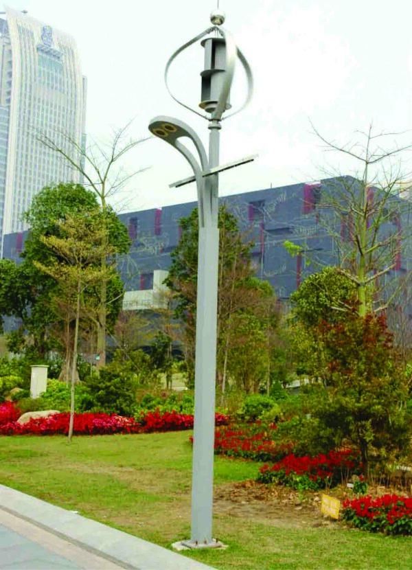 Lampu Taman Tenaga Surya Type 8501