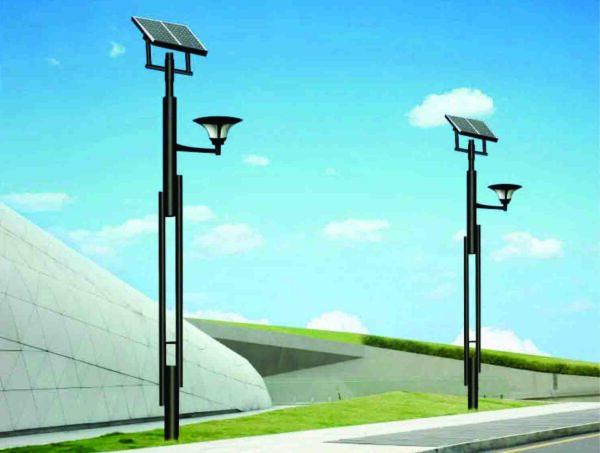Lampu Taman Tenaga Surya Type 8803