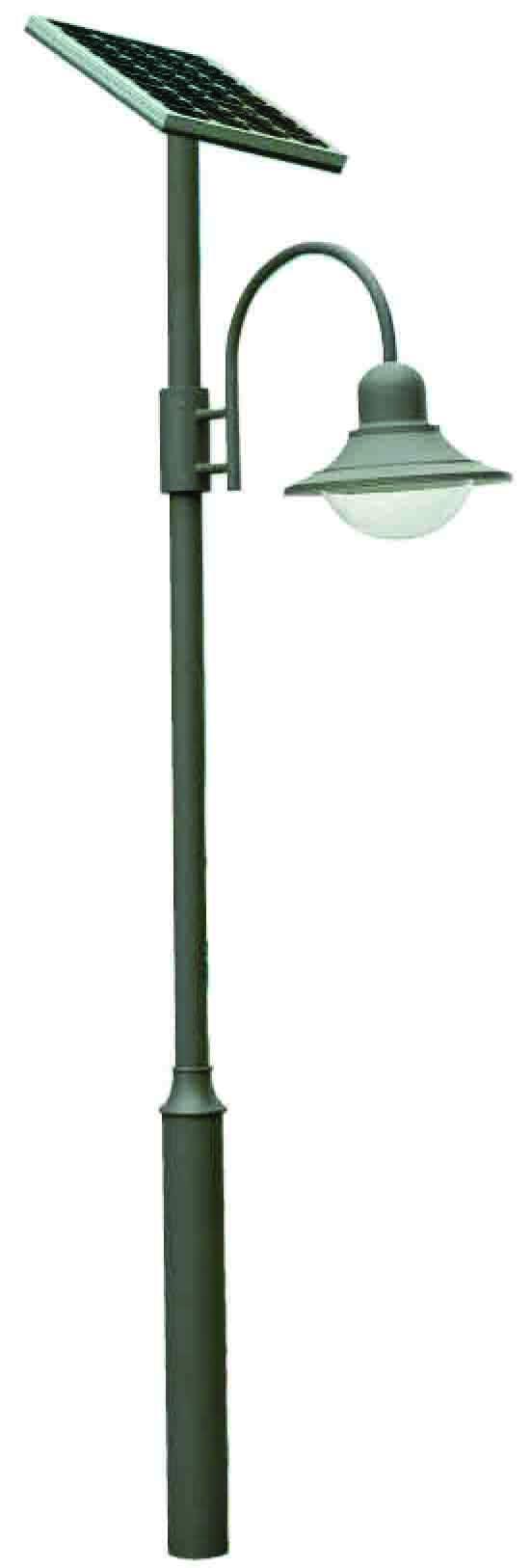 Lampu Taman Tenaga Surya Type 8901