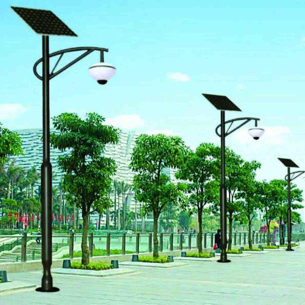 Lampu Taman Tenaga Surya Type 8902