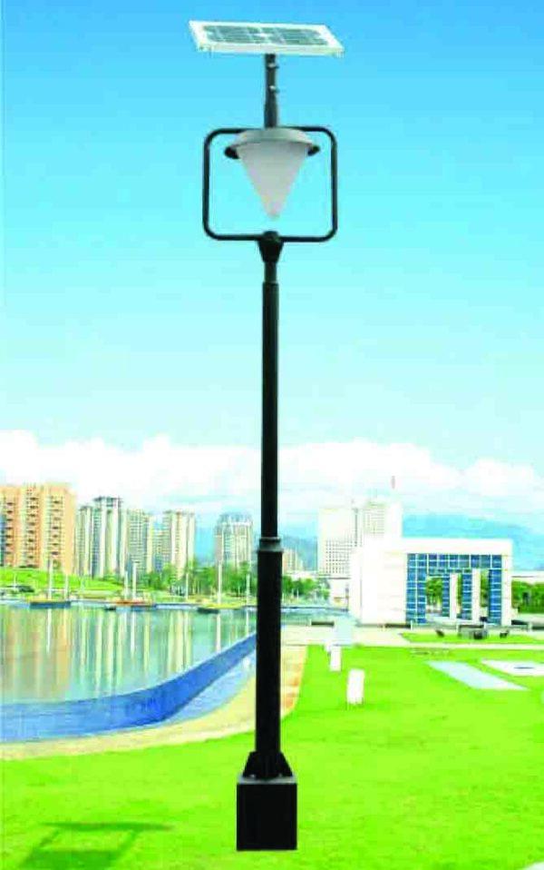 Lampu Taman Tenaga Surya Type 8904