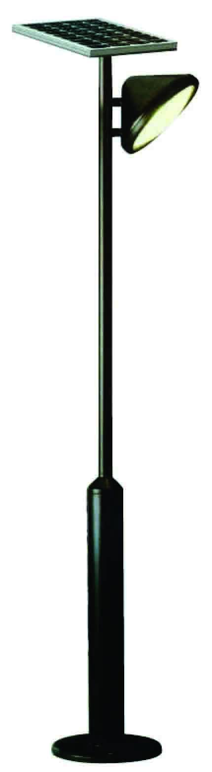 Lampu Taman Tenaga Surya Type 8905
