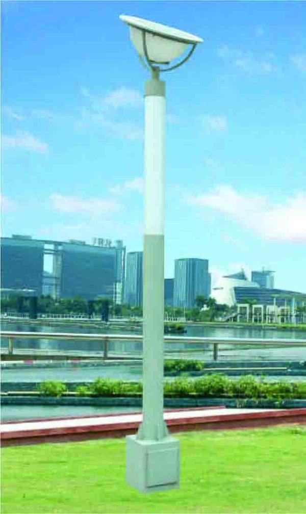 Lampu Taman Tenaga Surya Type 9001