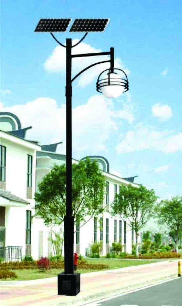 Lampu Taman Tenaga Surya Type 9004