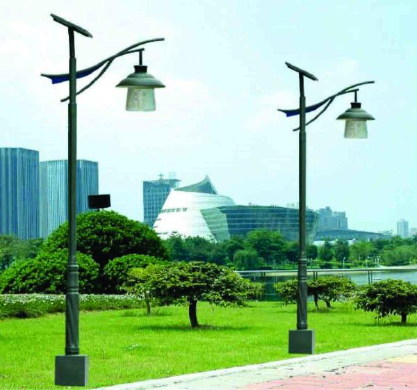 Lampu Taman Tenaga Surya Type 9102