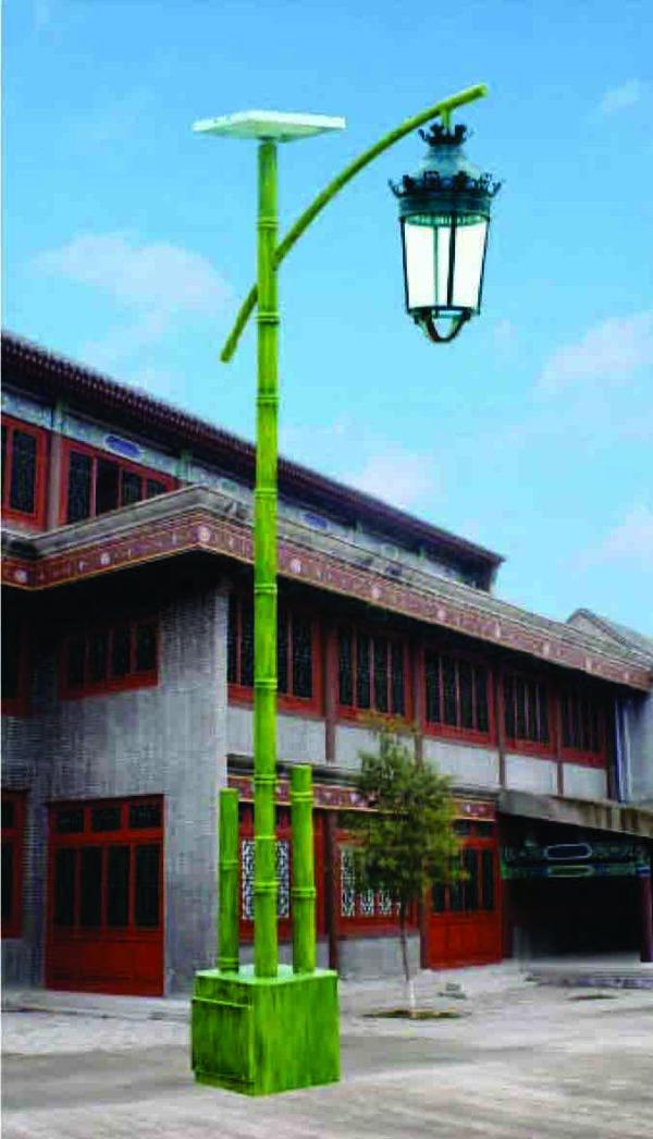Lampu Taman Tenaga Surya Type 9404