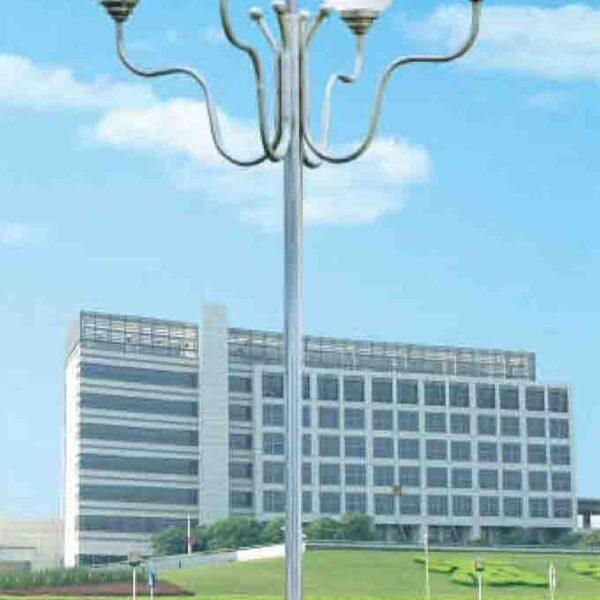 Lampu Taman Tenaga Surya Type 9701