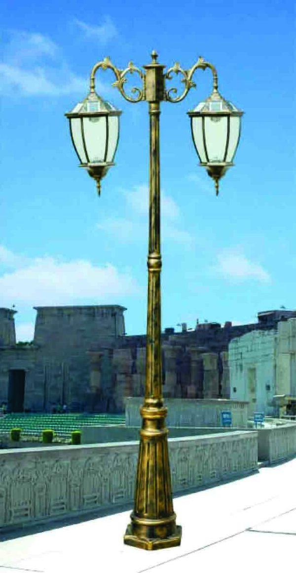 Lampu Taman Tenaga Surya Type 9705