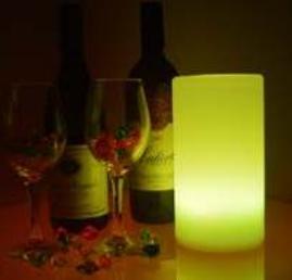 lampu meja led ES-T1120B 11xH20cm 10x15cm