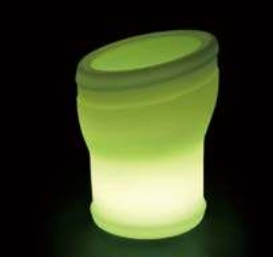 led ice bucket ES-E3141 Ø31x31xH41cm
