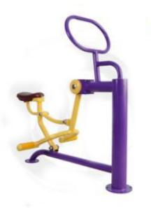 Peralatan Fitness Taman GCJT17-6602