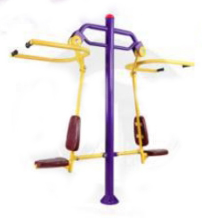 Peralatan Fitness Taman GCJT17-6901