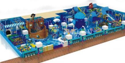 Taman Bermain Indoor GCJT16-6201
