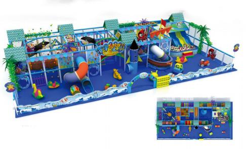 Taman Bermain Indoor GCJT16-6301