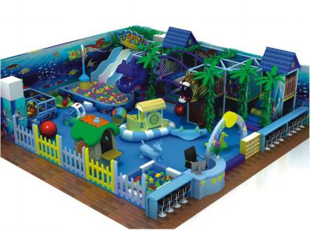 Taman Bermain Indoor GCJT16-6302