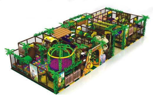 Taman Bermain Indoor GCJT16-6401