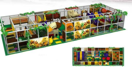 Taman Bermain Indoor GCJT16-6501