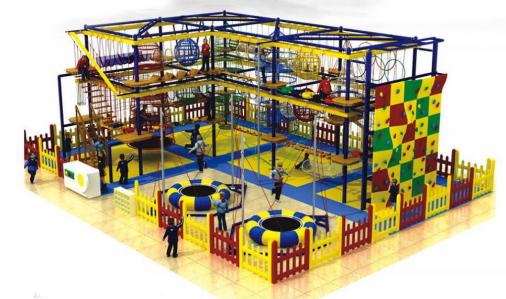 Taman Bermain Indoor GCJT16-6801