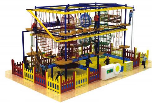 Taman Bermain Indoor GCJT16-6802