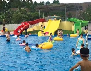 Water Park GCT-8186A