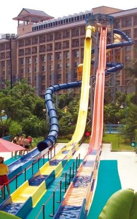 Water Park GCT-8189B