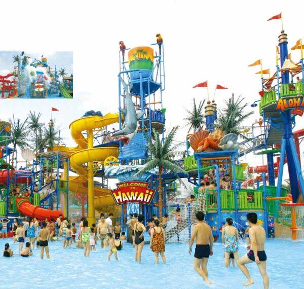Water Park GCT-8190A