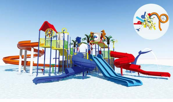 Water Park GCT-8196A