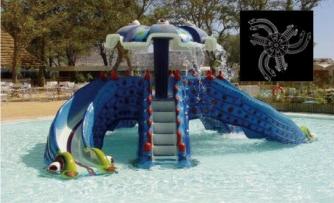 Water Park GCT-8200B
