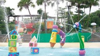 Water Park GCT-8212B