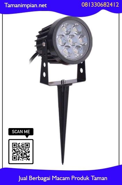 Harga lampu sorot taman 7 watt