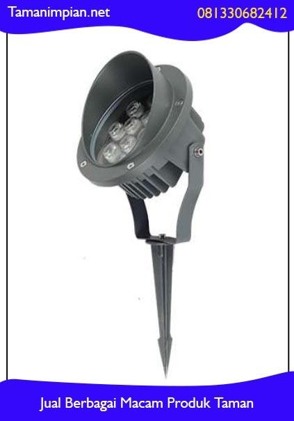 Lampu tancap led taman