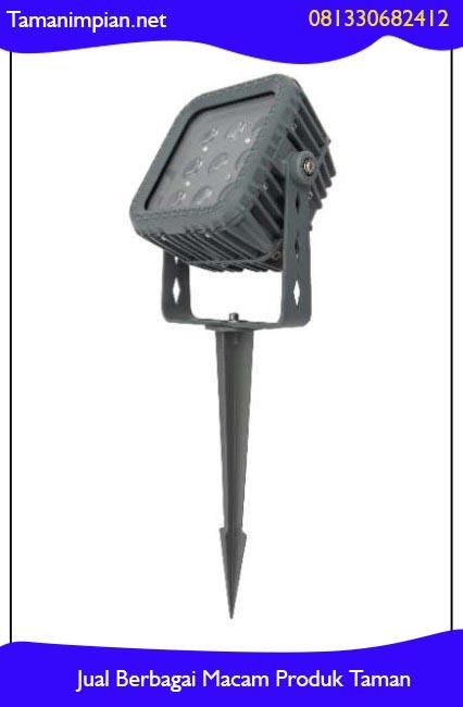 lampu sorot taman 12 watt