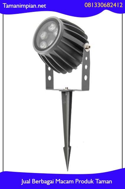 lampu sorot taman minimalis