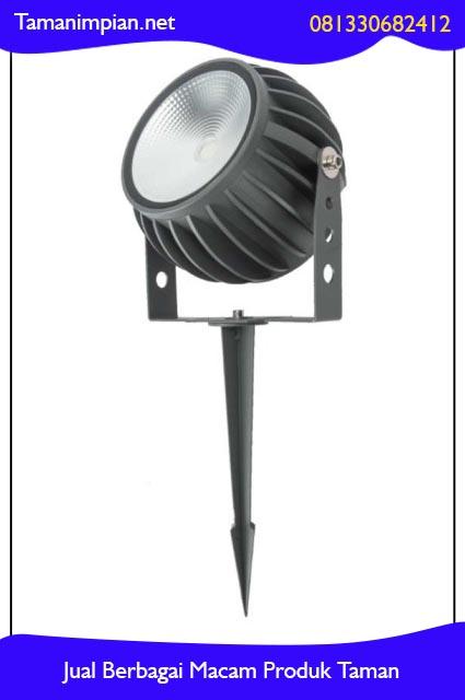 lampu sorot taman warna warni murah di surabaya
