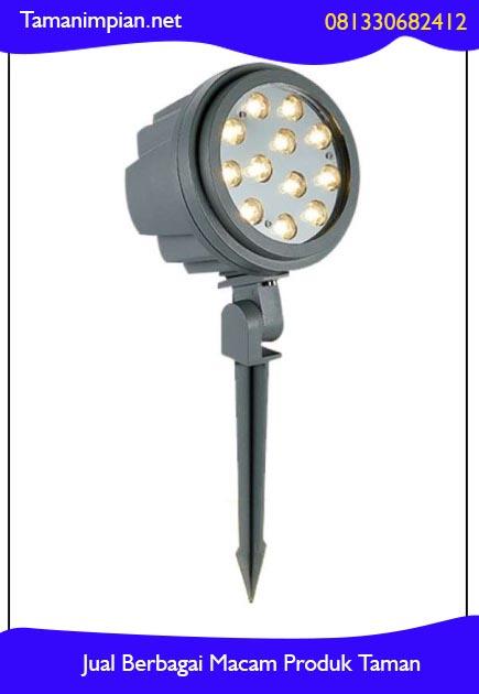lampu sorot tancap dan murah